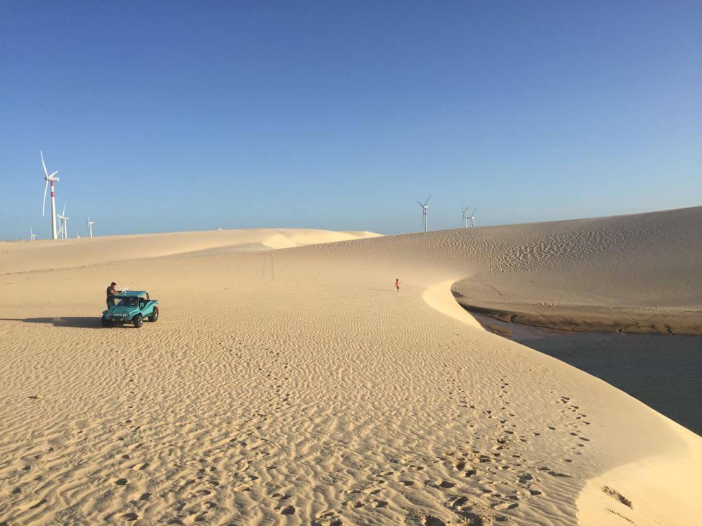 dune Brasile nordest